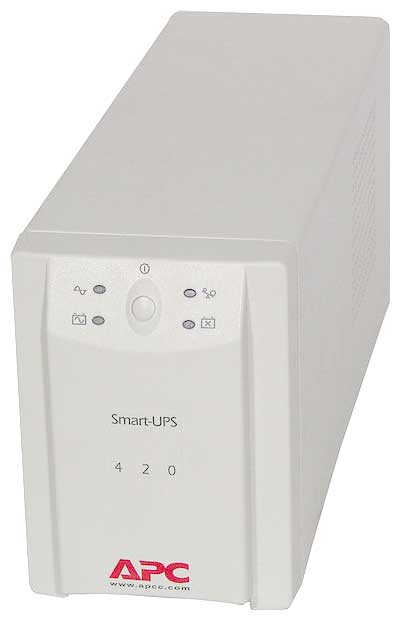 APC by Schneider Electric Smart-UPS 420VA 230V