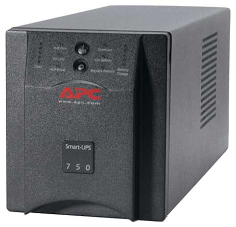 APC by Schneider Electric Smart-UPS 750VA/500W USB  Serial 230V