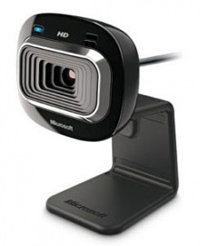 Камера Web Microsoft LifeCam HD-3000 USB Win (T3H-00013)