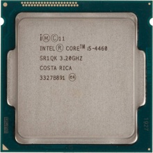 Процессор Intel Original Core i5 X4 4460 Socket-1150 (CM8064601560722S R1QK) (3.2/5000/6Mb/Intel HDG