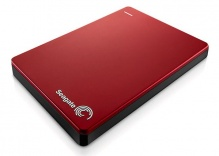 "Жесткий диск Seagate Original USB 3.0 1Tb STDR1000203 BackUp Plus Portable Drive 2.5"" красный"