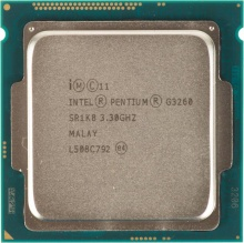 Процессор Intel Original Pentium Dual-Core G3260 Soc-1150 (CM8064601482506S R1K8) (3.3GHz/Intel HD (