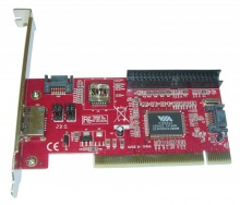 Контроллер * PCI SATA/IDE (3+1)port + RAID VIA6421 bulk