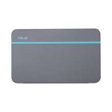 Чехол Asus для Memo Pad 7 PAD-14 MAGSMART COVER_176C/CX_BL/7/10 for ME176C/ME176CX серый/светло-серы