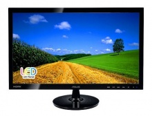 "Монитор Asus 21.5"" VS228NE черный TN+film LED 5ms 16:9 DVI полуматовая 200cd 1920x1080 D-Sub 1080p 3"