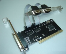 Контроллер * PCI COM/LPT (2+1)port WCH353 bulk