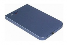 "Внешний корпус AgeStar 3UB2O1  USB3.0 to 2.5""hdd SATA blue"