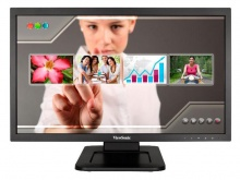 "Монитор ViewSonic 21.5"" TD2220-2 Black TN LED 5ms 16:9 DVI 20M:1 250cd USB Touch monitor"