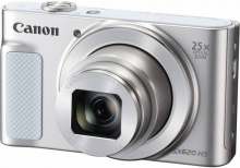 "Фотоаппарат Canon PowerShot SX620 HS белый 20.2Mpix Zoom25x 3"" 1080p SDXC/SD/SDHC CMOS 1x2.3 IS opt"