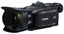 "Видеокамера Canon Legria HF G40 черный 20x IS opt 3.5"" Touch LCD 1080p XQD+SDHC Flash/WiFi"