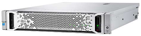 Сервер HP ProLiant DL380 Gen9 2xE5-2650v3 2x16Gb 8SFF RW P440ar 2GB 533FLR-T 2x800W 3-3-3 (752689-B2