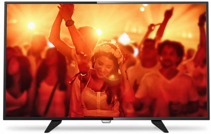 "Телевизор LED Philips 32"" 32PHT4201/60 черный/HD READY/200Hz/DVB-T/DVB-T2/DVB-C/USB (RUS)"