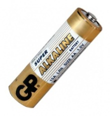 Батарея GP Ultra Plus Alkaline 15AUP LR6 AA (2шт. уп)