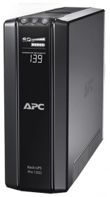 APC by Schneider Electric Power Saving Back-UPS Pro 1500
