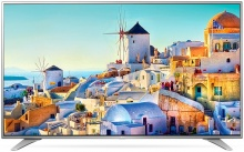 "Телевизор LED LG 43"" 43UH651V черный/Ultra HD/100Hz/DVB-T2/DVB-C/DVB-S2/USB/WiFi/Smart TV (RUS)"