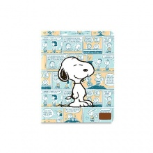 Чехол iLuv для Apple iPad mini Snoopy синий (ILUV-ICA8J389BLU)