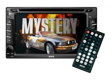 Автомагнитола CD DVD Mystery MDD-6220S