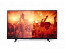 "Телевизор LED Philips 43"" 43PFT4001/60 черный/FULL HD/60Hz/DVB-T/DVB-T2/DVB-C/USB (RUS)"
