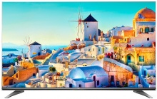 "Телевизор LED LG 43"" 43UH750V титан/Ultra HD/100Hz/DVB-T2/DVB-C/DVB-S2/USB/WiFi/Smart TV (RUS)"