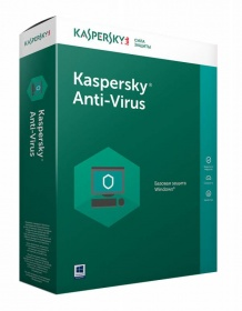 ПО Kaspersky Anti-Virus Russian Edition. 2-Desktop 1 year Base (KL1171RBBFS)