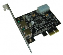 Контроллер * PCI-E USB 3.0 2-port NEC D720200F1