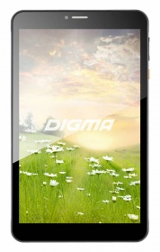 "Планшет Digma Optima 8002 3G MT8321 (1.5) 4C/RAM1Gb/ROM8Gb 8"" IPS 1280x800/3G/Android 5.1/графит/чер"