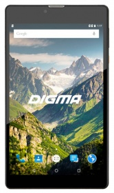 "Планшет Digma Optima Prime 2 3G SC7731 (1.3) 4C/RAM512Mb/ROM8Gb 7"" IPS 1280x800/3G/Android 5.1/черны"
