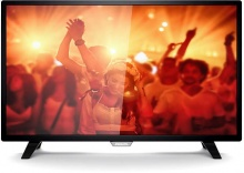 "Телевизор LED Philips 32"" 32PHT4001/60 черный/HD READY/200Hz/DVB-T/DVB-T2/DVB-C/USB (RUS)"