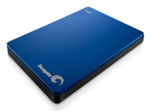 "Жесткий диск Seagate Original USB 3.0 1Tb STDR1000202 BackUp Plus Portable Drive 2.5"" синий"