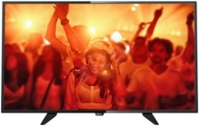 "Телевизор LED Philips 40"" 40PFT4101/60 черный/FULL HD/200Hz/DVB-T/DVB-T2/DVB-C/USB (RUS)"