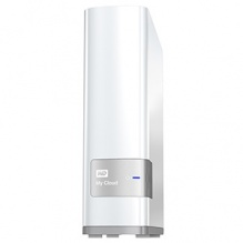 Сетевое хранилище NAS WD Original 6Tb WDBCTL0060HWT-EESN My Cloud 1xDisk 1-bay