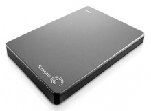 "Жесткий диск Seagate Original USB 3.0 1Tb STDR1000201 BackUp Plus Portable Drive 2.5"" серый"