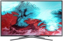 "Телевизор LED Samsung 55"" UE55K5500BUXRU титан/FULL HD/100Hz/DVB-T2/DVB-C/DVB-S2/USB/WiFi/Smart TV ("