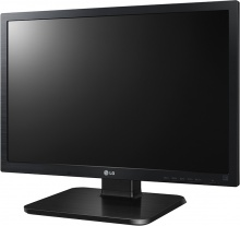 "Монитор LG 22"" 22MB67PY-B черный TN+film LED 5ms 16:10 DVI M/M матовая HAS Pivot 250cd 1680x1050 D-S"