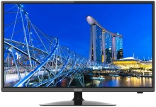 "Телевизор LED Mystery 24"" MTV-2430LT2 черный/HD READY/50Hz/DVB-T/DVB-T2/DVB-C/USB (RUS)"