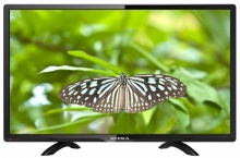 "Телевизор LED Supra 24"" STV-LC24450WL черный/HD READY/50Hz/USB (RUS)"