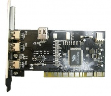 Контроллер * PCI IEEE1394 (3+1)port VIA6306 bulk