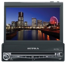 Автомагнитола CD DVD Supra SWM-777NV