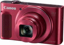 "Фотоаппарат Canon PowerShot SX620 HS красный 20.2Mpix Zoom25x 3"" 1080p SDXC/SD/SDHC CMOS 1x2.3 IS op"